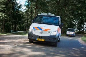 Dynamisch und wendig mit maximaler technischer Ausstattung: Die Polizei  in den Niederlanden übernimmt 300 Mercedes-Benz Sprinter 316 CDI  ;Kraftstoffverbrauch kombiniert: 7,1 l/100 km, CO2-Emissionen kombiniert: 186 g/km Dynamic and agile with the full range of technical equipment: the police in the Netherlands takes delivery of 300 Mercedes-Benz Sprinter 316 CDI; combined fuel consumption: 7.1 l/100 km, combined CO2 emissions: 186 g/km