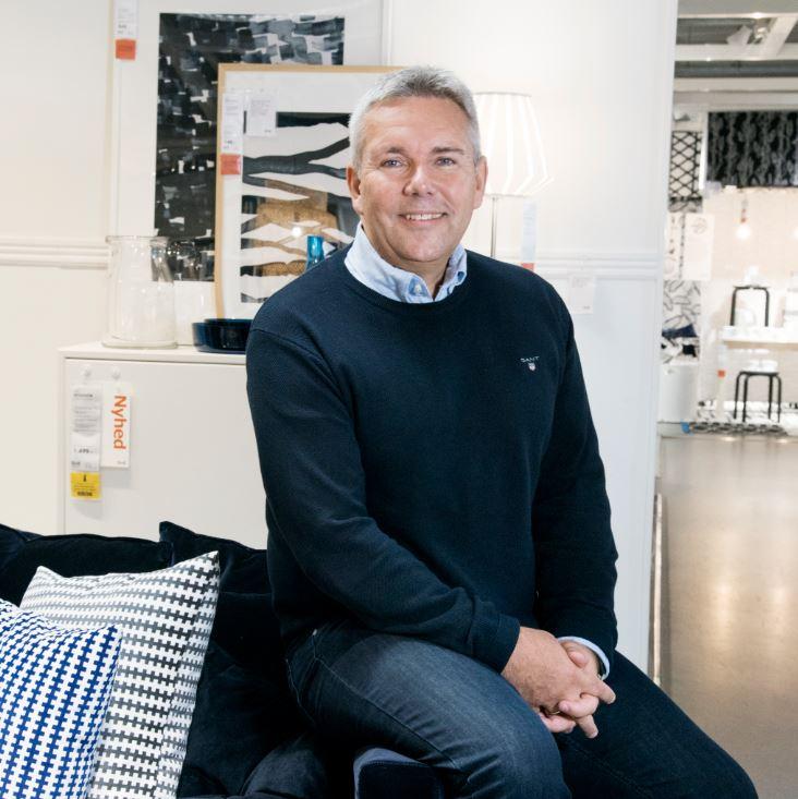 """Dennis Balslev, CEO und Chief Sustainability Officer IKEA Deutschland Quelle: """"obs/IKEA Deutschland GmbH & Co. KG/Inter IKEA Systems B.V. 2019"""""""