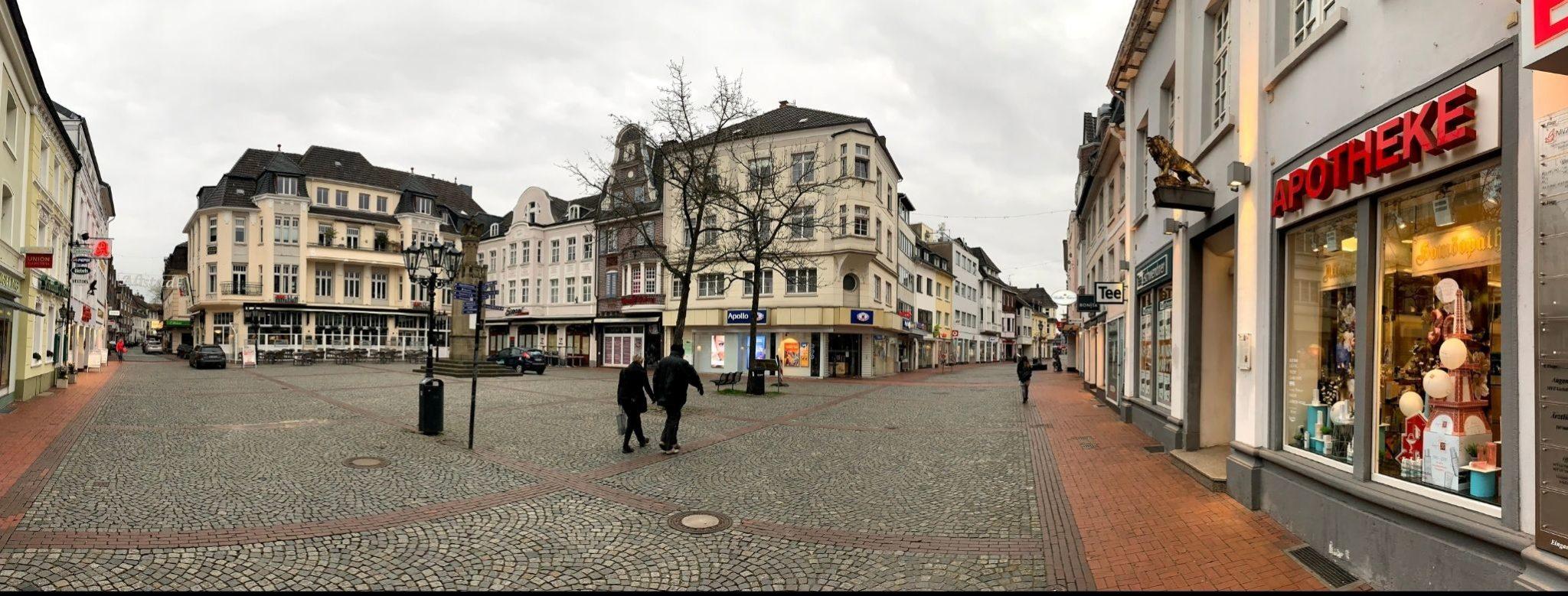 Moerser Innenstadt müsste generell stärker belebt werden