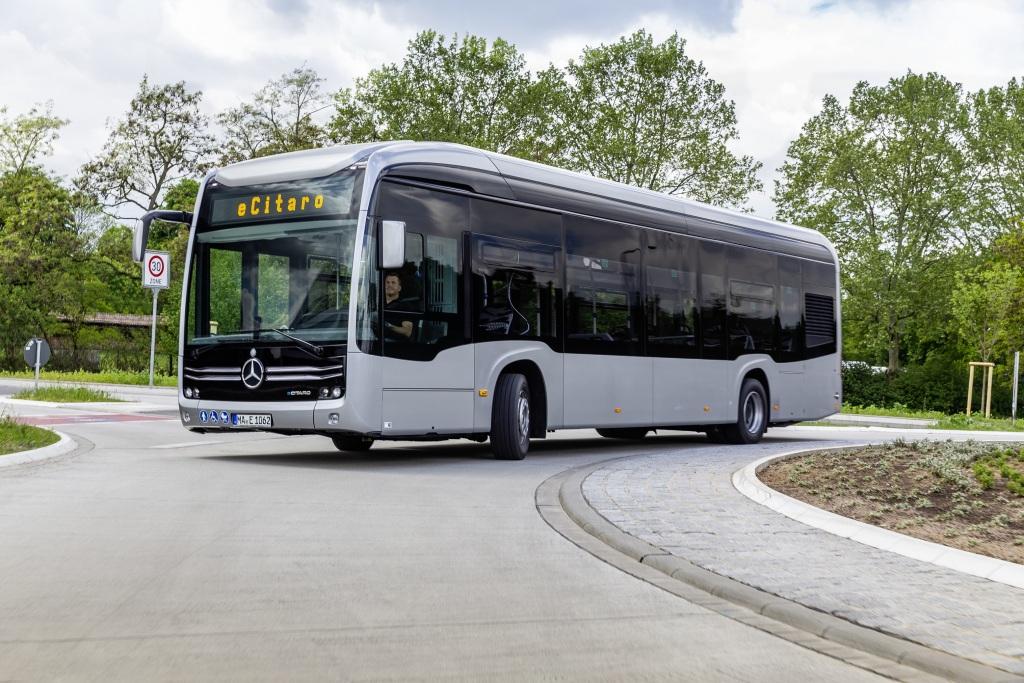 Bremen bestellt fünf Mercedes-Benz eCitaro mit Festkörperbatterien