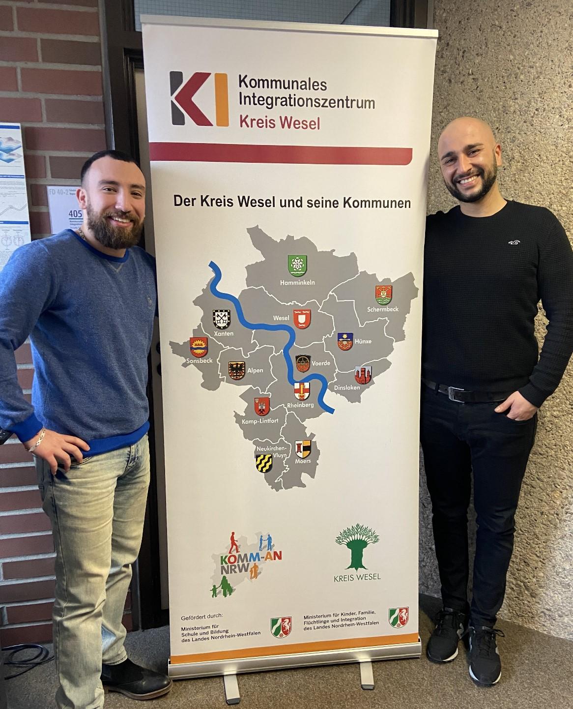 Online-Informationsveranstaltung über das Landesprogramm KOMM-AN NRW
