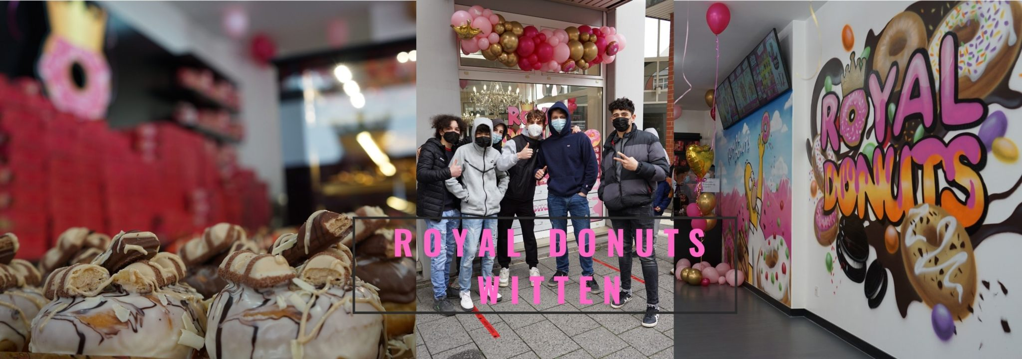 Royal Donuts Witten