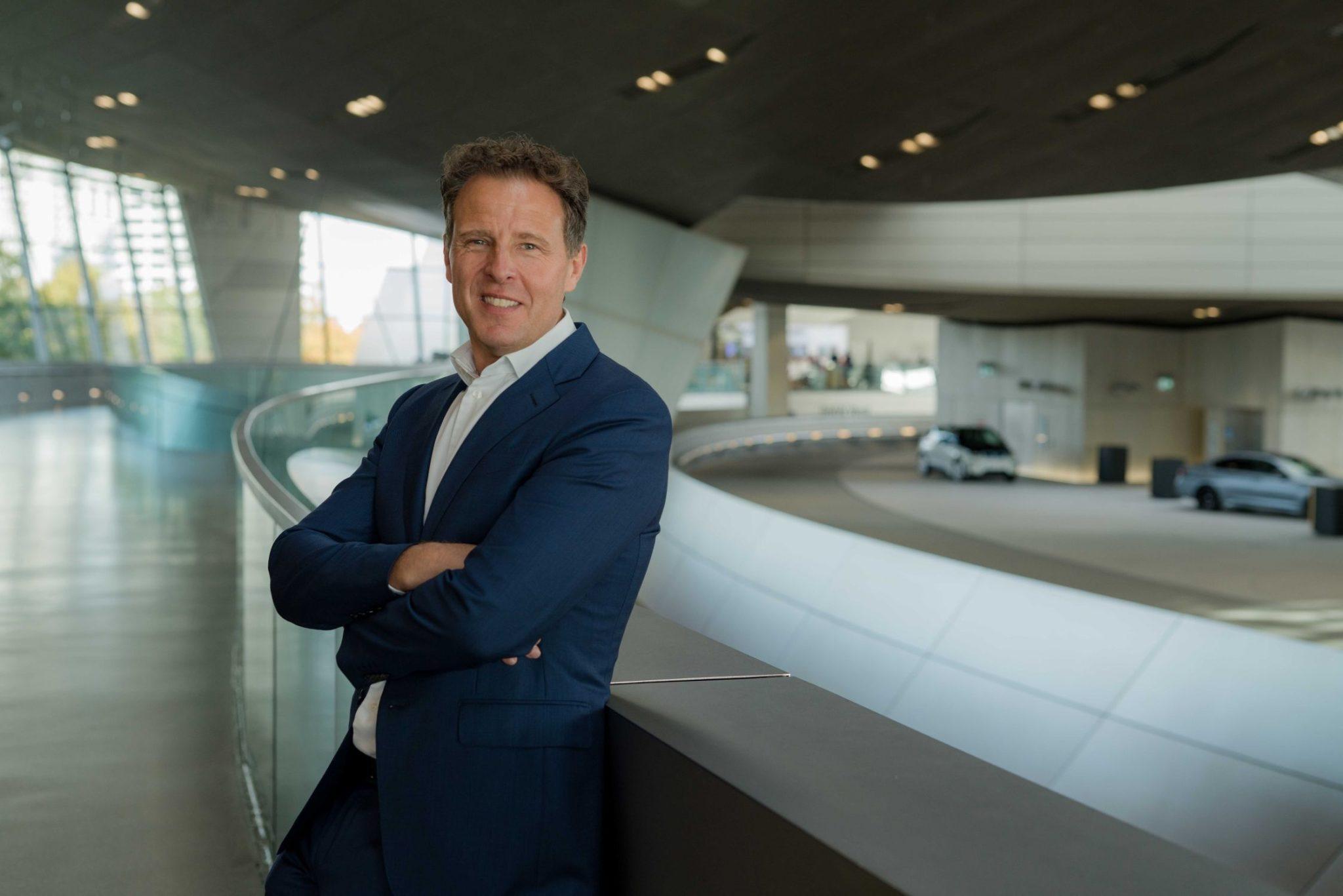 Personelle Veränderungen bei der BMW Group